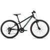 ORBEA MX 24 XC - Vélo enfant - noir/turquoise